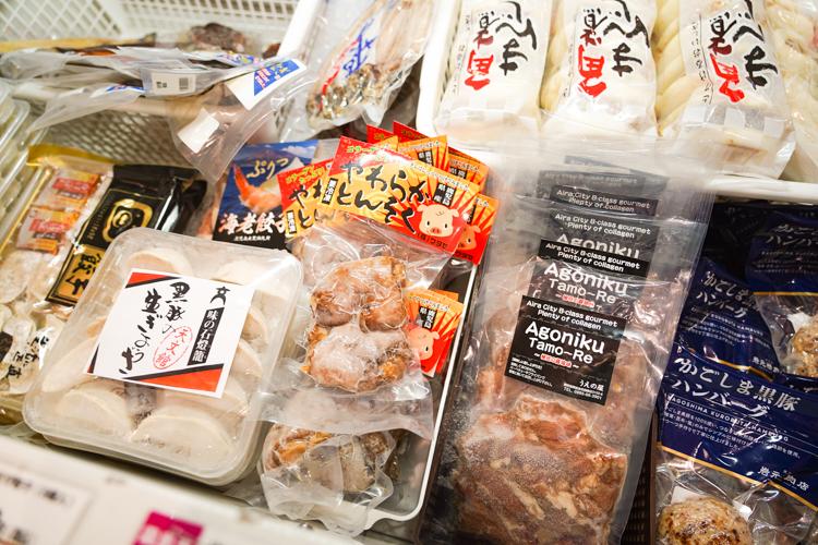各種冷凍食品