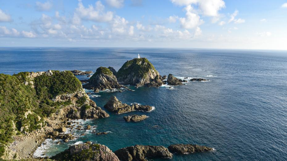 日本本土最南端「佐多岬」