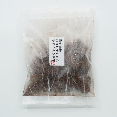 徳之島産ココア味加工のやわらかい黒糖