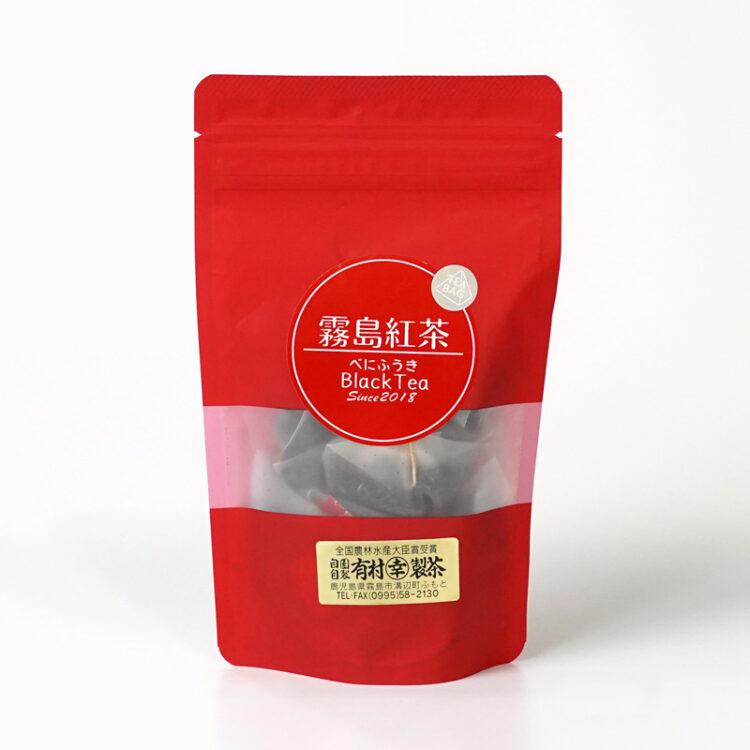 霧島紅茶ティーパック3グラム×12パック入り