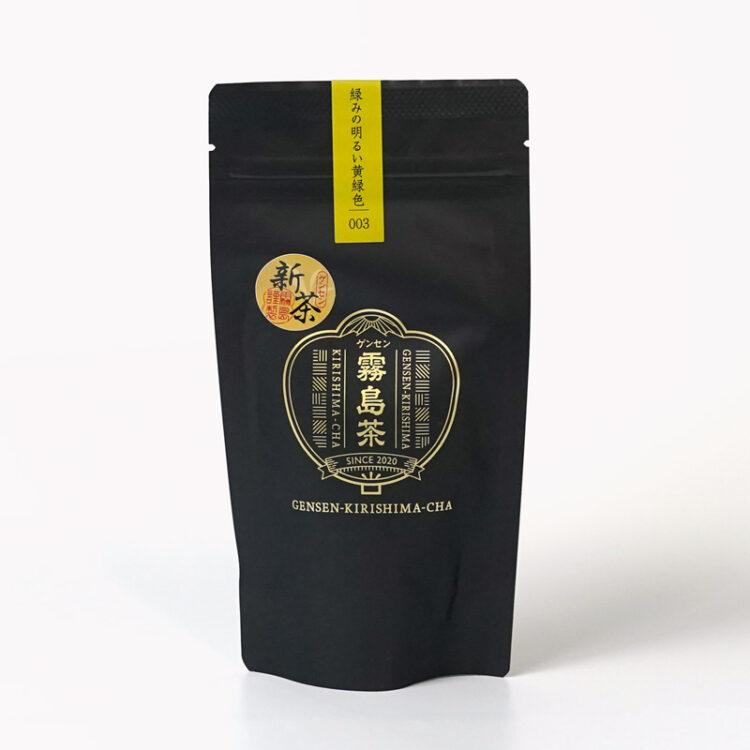 ゲンセン霧島茶(袋タイプ)60グラム