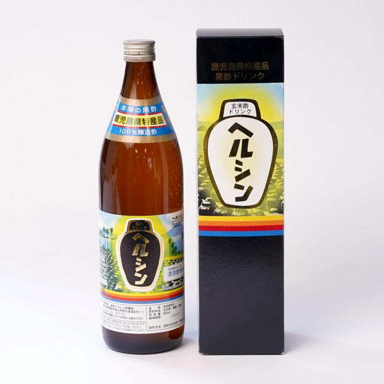 黒酢ドリンク ヘルシン900ml